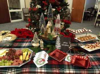 Image for Wine, Cheese and Christmas Trees