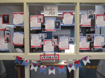 Image for Veteran's Day at Yankee Hill Village