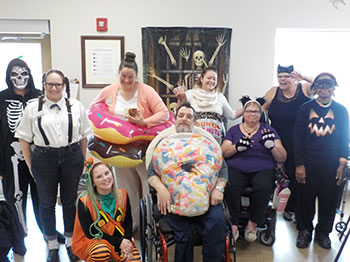 Image for Pathways Central Iowa Celebrates Halloween