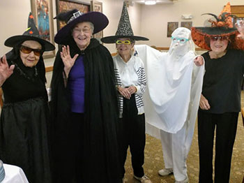 Immanuel Celebrates Halloween