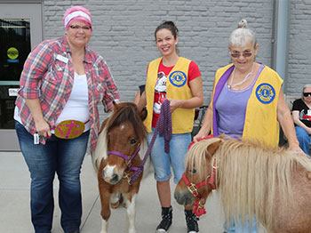 Participants at Immanuel Pathways in Iowa enjoy themed activities during Iowa State Fair Week.