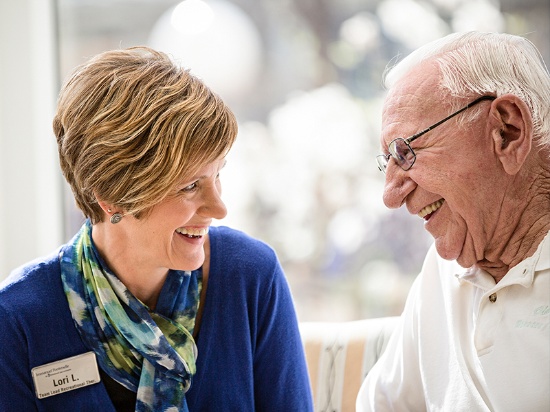 Five Reasons Why Assisted Living May be the Best Solution