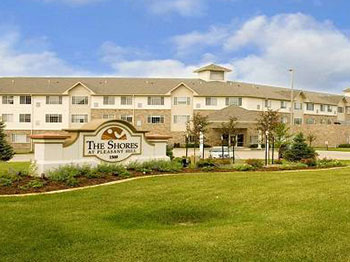 The Shores senior living community